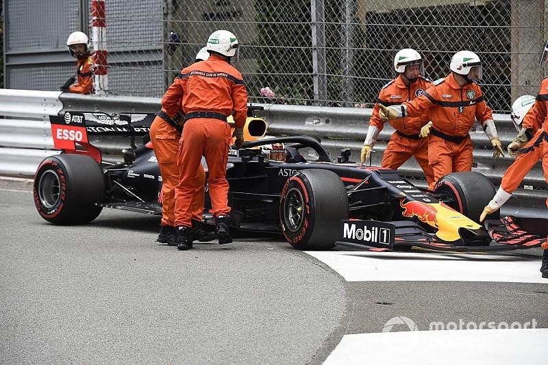 Verstappen son turunu bilerek iptal etmiş