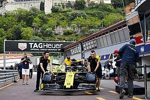 Онлайн. Гран При Монако: первая тренировка