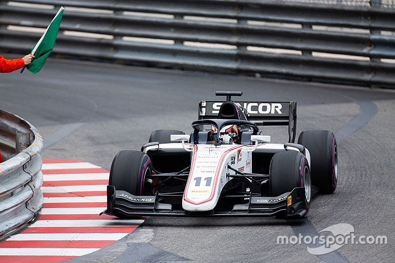 "Ilott: Monaco ""rebound"" important after F1 test crash"
