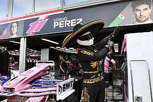 Перес: Надежды на Гран При Мексики в 2020 мало