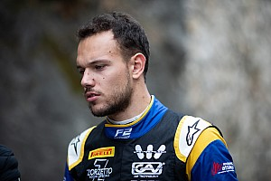 "Ghiotto's Formula 2 season ""like a comedy film"""