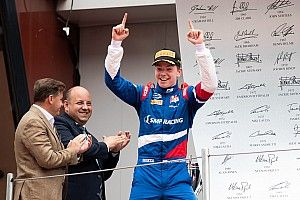 Shwartzman gana la primera carrera de la nueva era de la F3 en Barcelona