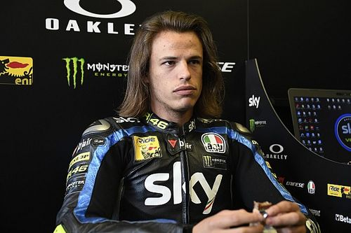 Bulega to part ways with Rossi's VR46 team