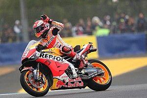 Course - Márquez maîtrise et signe un 3e succès cette saison