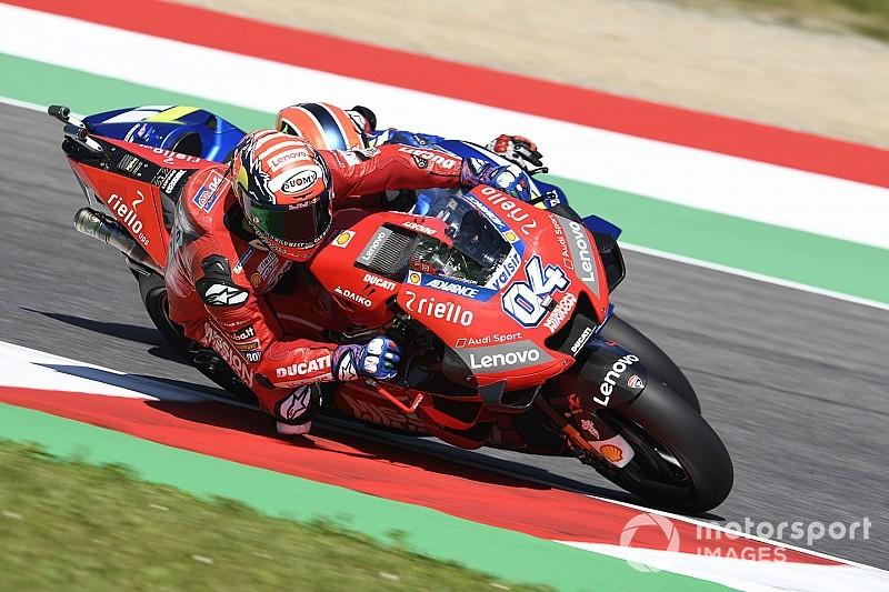 """Dovizioso erősen panaszkodik a Ducatira: """"Ez kevés..."""""""
