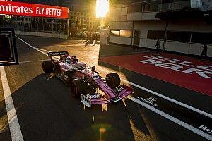 Pérez cree que puede pelear en la carrera de Bakú