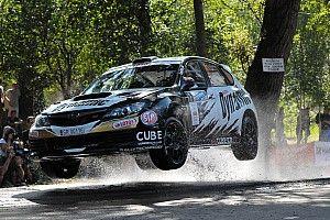 Rajdówki Kajetana: auta czteronapędowe, etap II (Subaru Impreza N14)