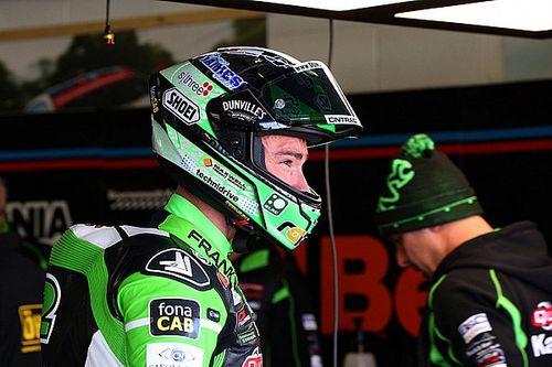NW200: Irwin beats Kawasaki teammate Hillier in Superbikes