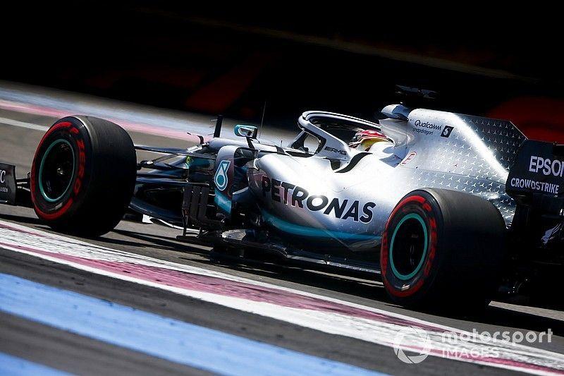 Hamilton ignoró instrucciones de no ir por la vuelta rápida