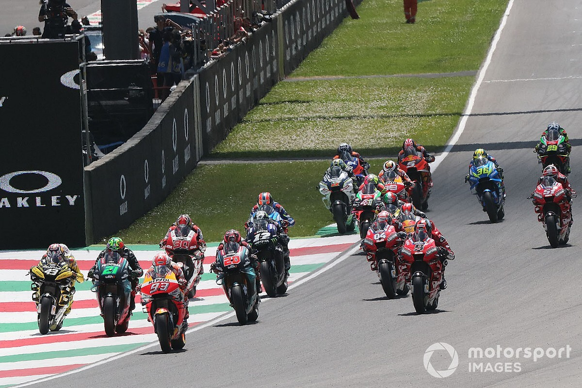 Jump start: addio Ride Through, si faranno due Long Lap Penalty