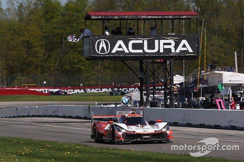 Montoya: Strong restart was key to Mid-Ohio victory