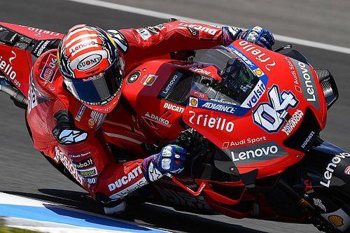 Dovizioso: Obecna forma to za mało na Marqueza