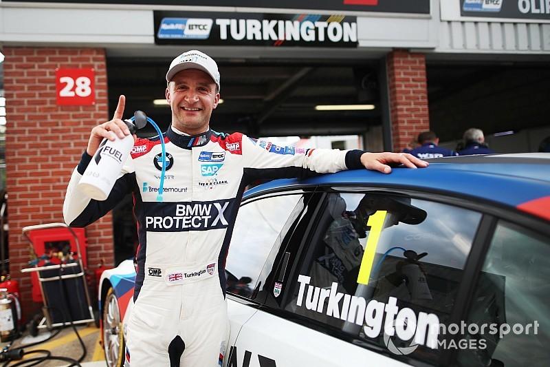 Oulton Park BTCC: Turkington pips Tordoff to pole by 0.027s