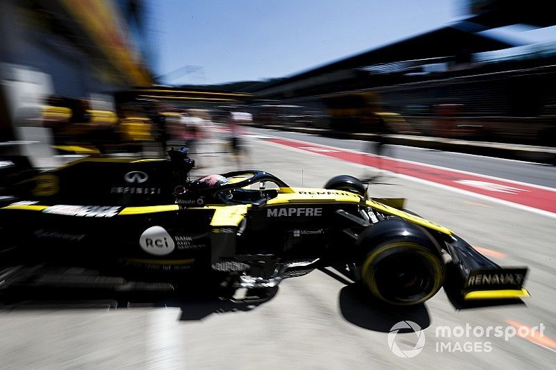 """Ricciardo : """"On se croirait revenu à la case départ"""""""