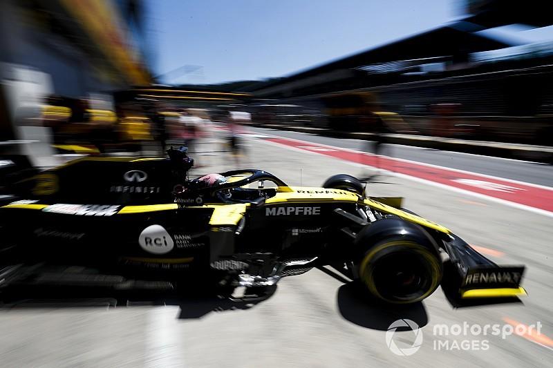 Ricciardo, Avusturya'da ayarlarda yanlış yönde ilerlediklerini düşünüyor