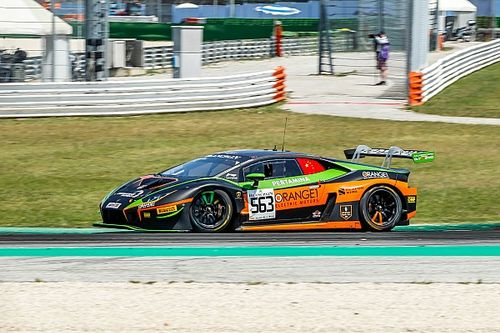 Misano Blancpain: Caldarelli, Mapelli give FFF Racing maiden win