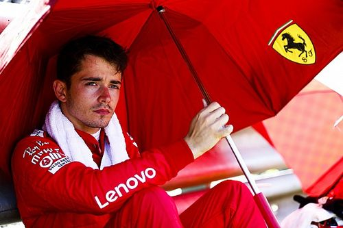 Leclerc: Verstappen me ultrapassou da maneira errada