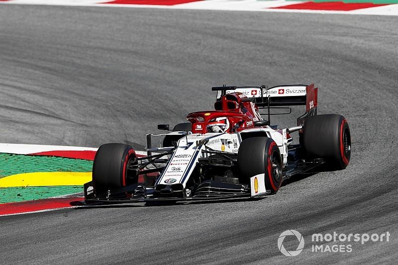 """Raikkonen over fysieke uitdaging: """"Je went aan het rijden in F1"""""""