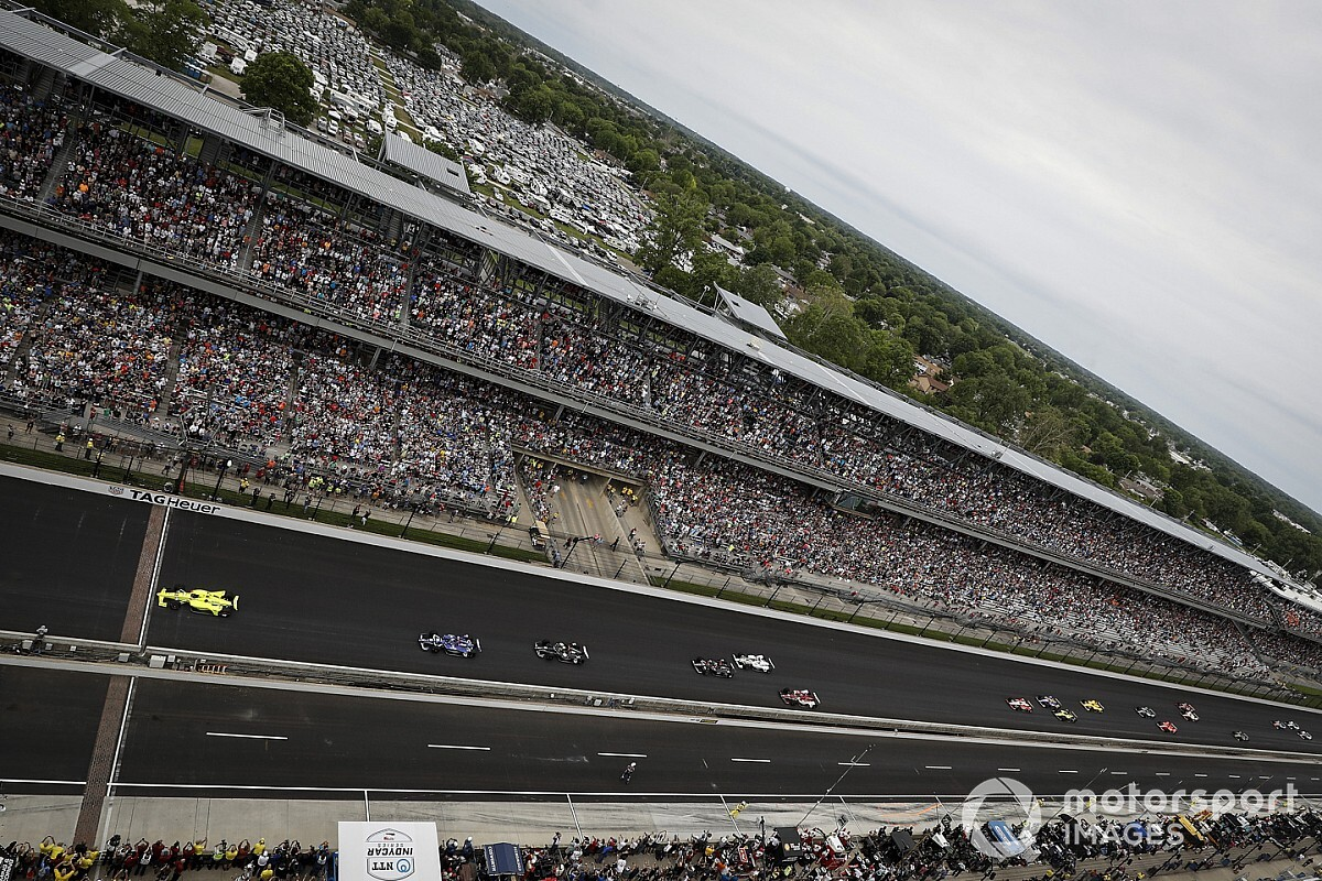 Miles sends message of hope to Indianapolis 500 fans
