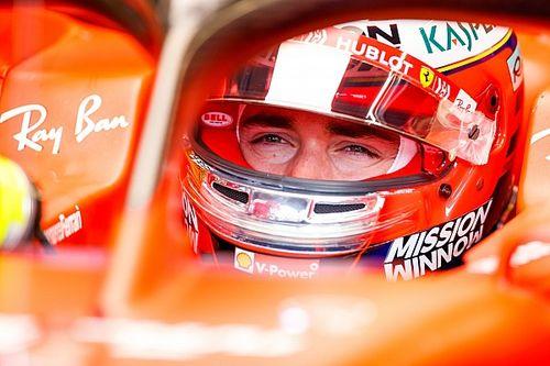 Leclerc przed Mercedesami, Kubica przed Russellem