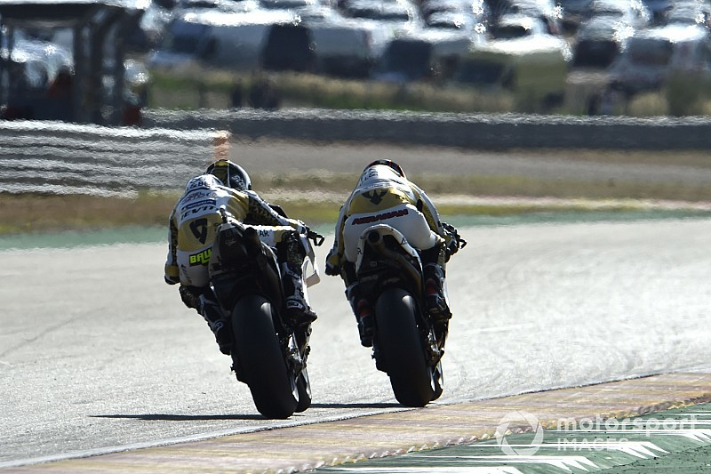 MotoGP Aragon 2018: Die Startaufstellung in Bildern