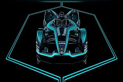 I-TYPE 3 Gen2, mobil anyar Jaguar penantang Formula E musim kelima