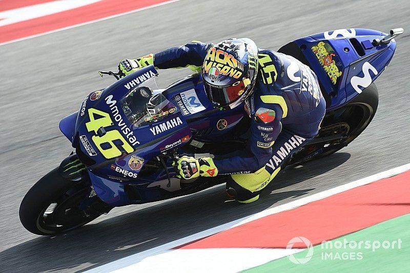 """Valentino: """"Aragon non è tra i nostri tracciati preferiti, ma voglio tornare sul podio"""""""