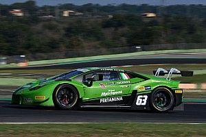 Altoè-Zampieri dominano con la Lamborghini Gara 1 a Vallelunga