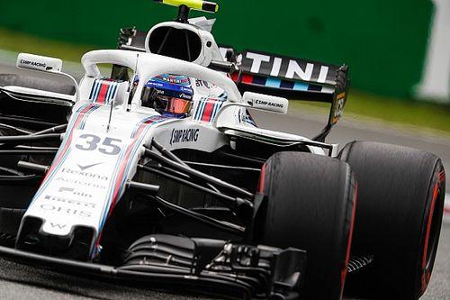Williams: l'anno prossimo non sarà utilizzata la trasmissione della Mercedes