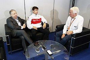 La conversación exclusiva entre Leclerc y la FIA hablando del Halo