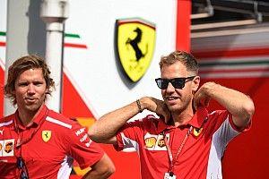 Vettel szomorú, hogy távozik Räikkönen, a legjobb csapattársa