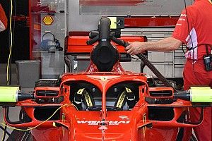 Ferraris Kühlungstrick: Solange die Kamera filmen kann…