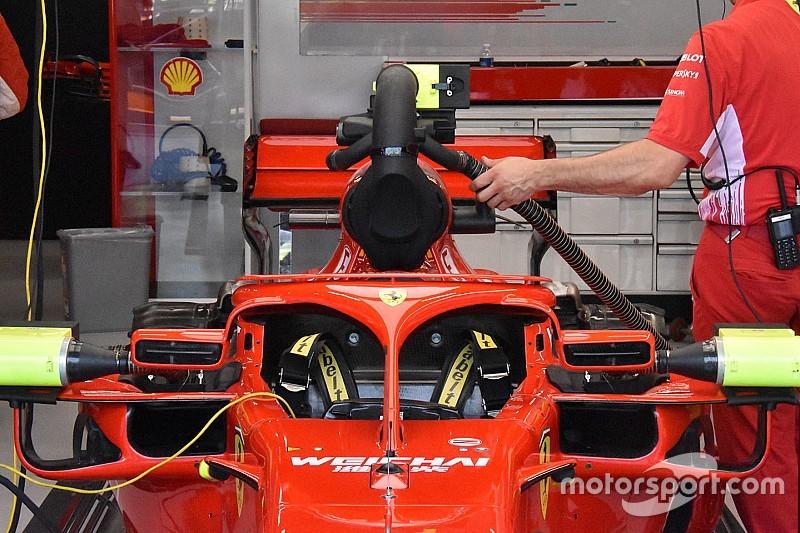 La FIA revisará el artilugio de la cámara de Ferrari