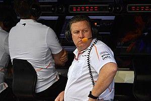 """Zak Brown schlägt Alarm: Geht die Formel-1-""""Zeitbombe"""" jetzt hoch?"""