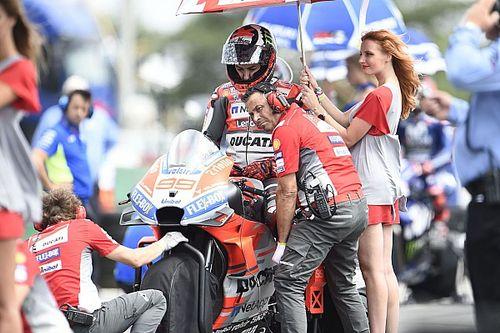 "Lorenzo: ""Experiência na Ducati me ajudará no futuro"""