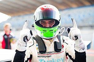 Porsche Carrera Cup Fransa: Ayhancan ilk yarışı kazandı!
