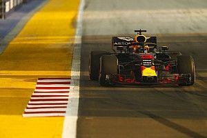 新加坡大奖赛FP1:红牛领先法拉利,梅赛德斯仅第四快