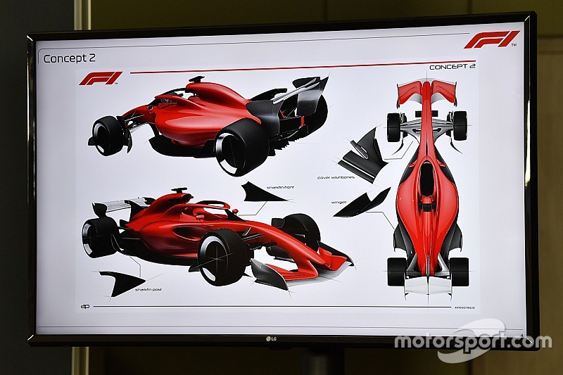 "F1 2021 revamp ""a step closer"" after meeting"