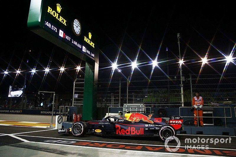 Verstappen ve difícil repetir la primera fila del año pasado
