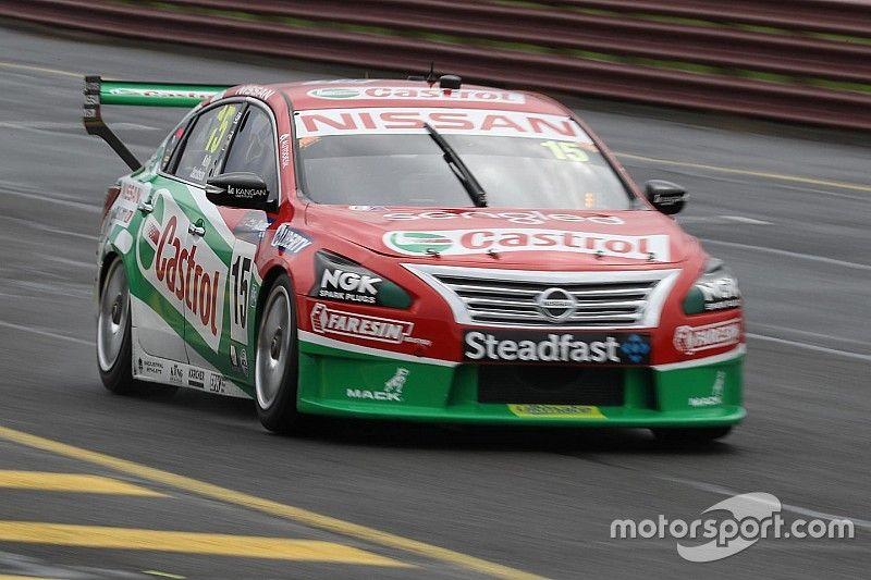Sandown 500: Kelly fastest in tricky final practice