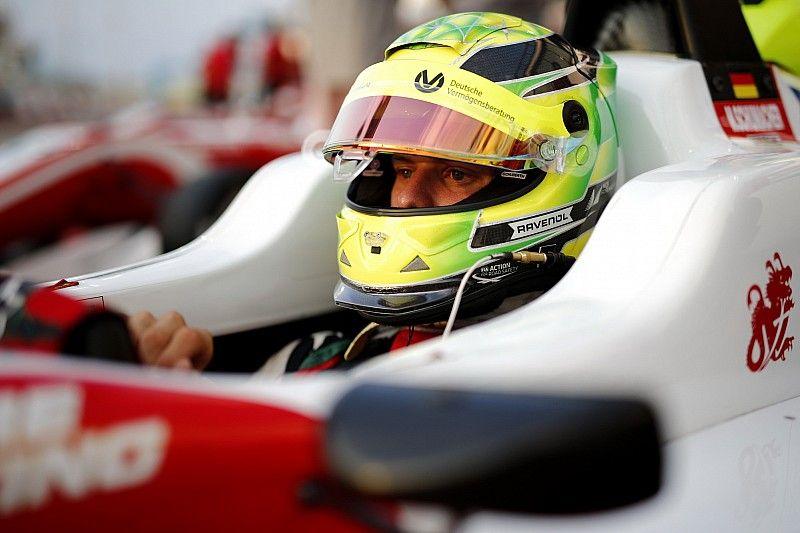 Mercedes félicite Mick Schumacher pour son titre