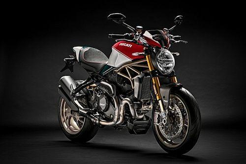 Fotogallery: ecco la Ducati Monster 1200 25° Anniversario
