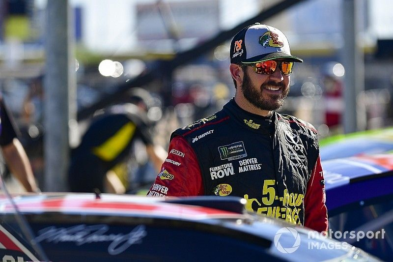 """Martin Truex Jr.: """"We finished third with the best car"""""""