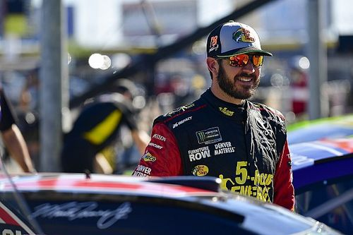 "Martin Truex Jr.: ""We finished third with the best car"""