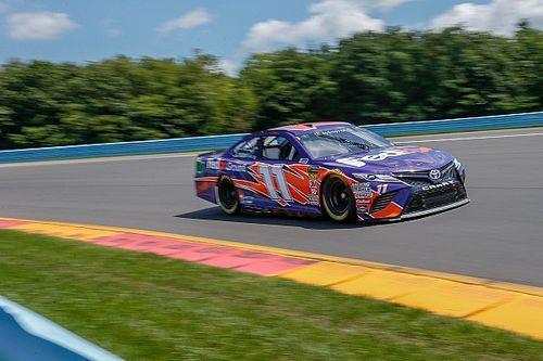 NASCAR in Watkins Glen: Denny Hamlin erobert die Pole-Position