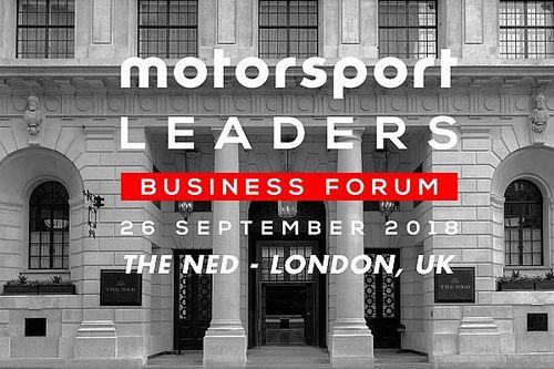 Motorsport Leaders Business Forum bekijkt hoe racewereld omgaat met verstoring