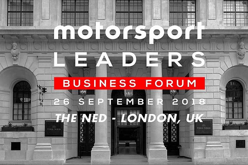 Motorsport Leaders Business Forum esamina in che modo il motorsport fa fronte alle turbative