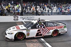 "Brad Keselowski sees ""big challenge"" ahead in NASCAR playoffs"