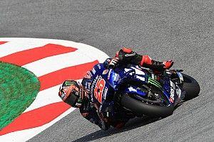 Viñales y Rossi arrancan mandando en Silverstone