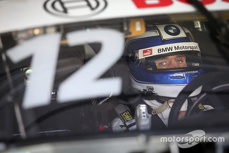 In beeld: De DTM-test van Alex Zanardi op Misano